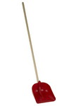 Winter Snow Shovel with Wooden Handle